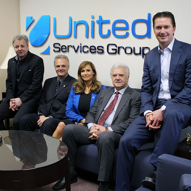 Kroupa Family - United Services Group